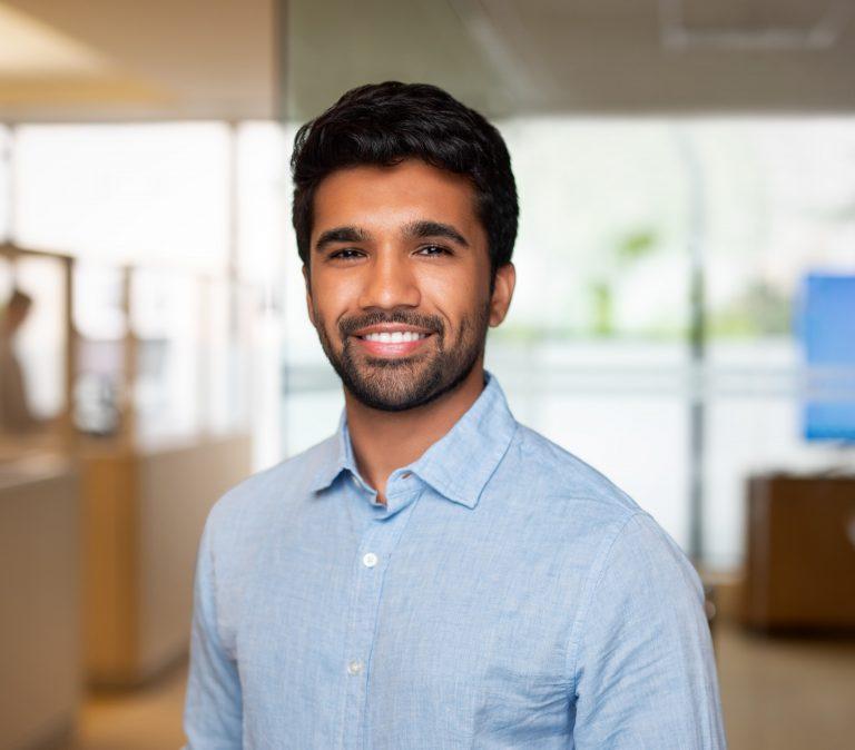 Ashwin Prakash - Assistant Controller